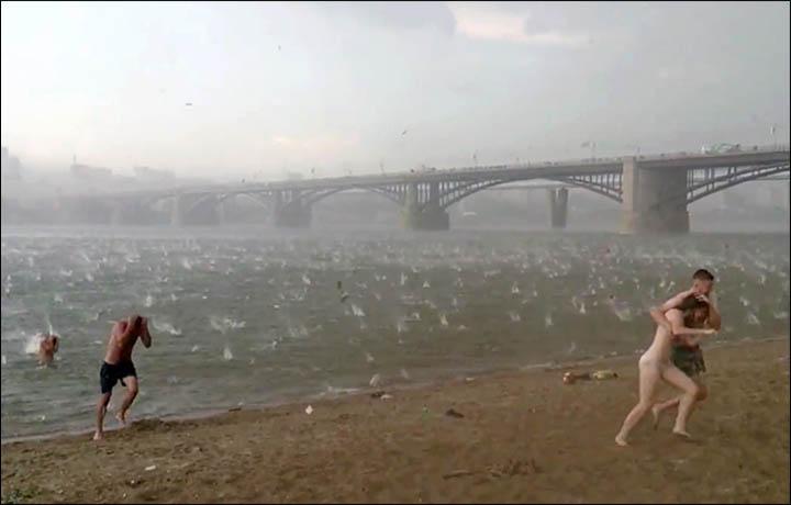 Summer Hail